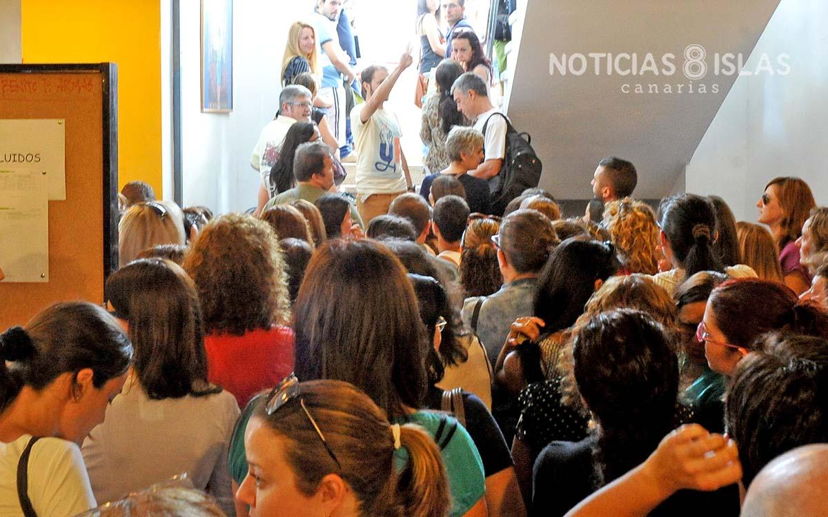 Intersindical Canaria exige que los actos firmes del Decreto de la OPE 2018 del SCS se mantengan