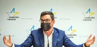 Pablo Rodríguez, presidente el grupo nacionalista en el Parlamento./ Cedida.
