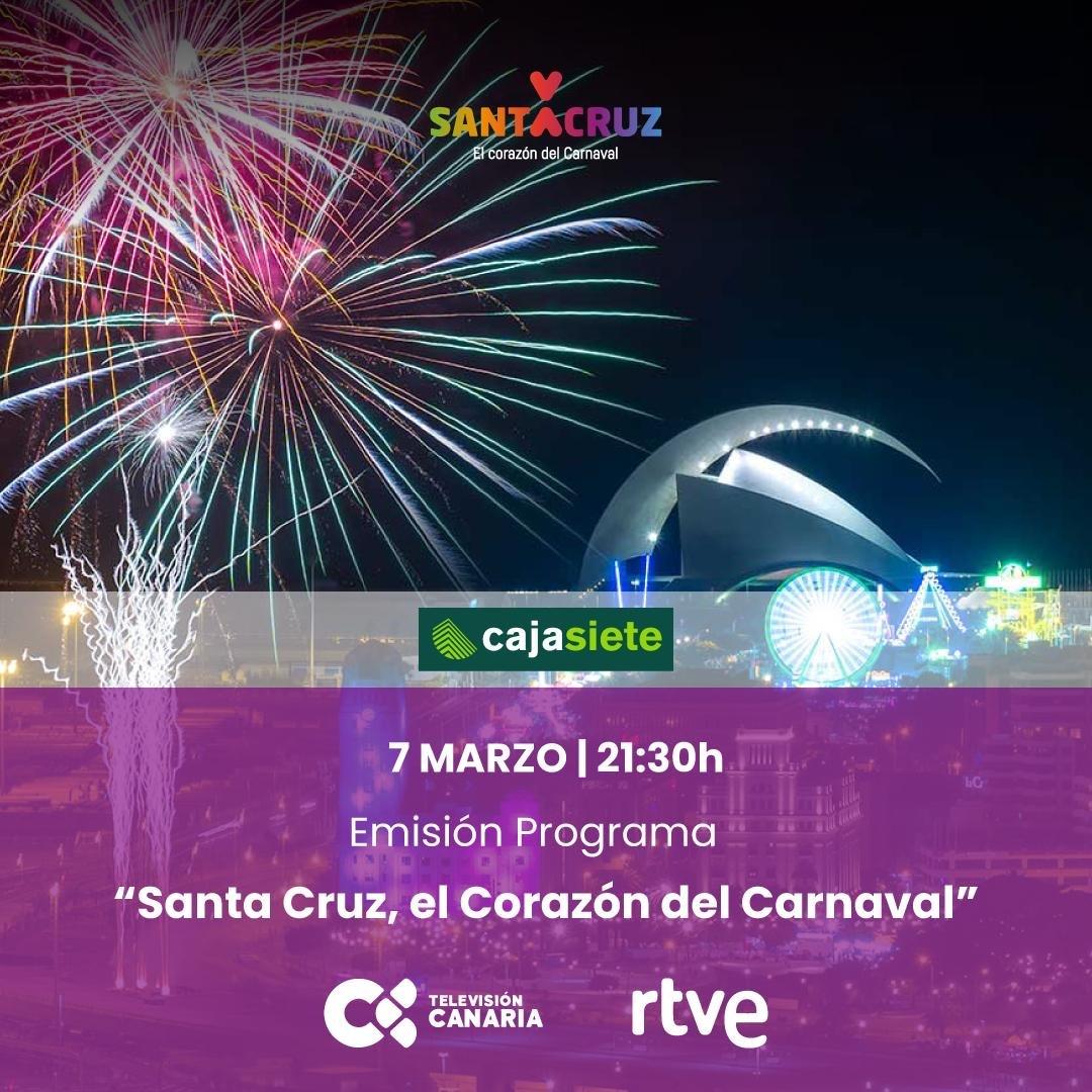 'Santa Cruz, el Corazón del Carnaval' destaca en la agenda cultural de este fin de semana
