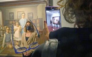 """Inauguración este viernes, en el Museo de Bellas Artes, de la exposición/instalación """"Cuaderno de quejas""""./ Trino Garriga."""