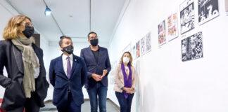 """Exposición """"Con voz propia: mujeres cuerpo a cuerpo"""", en la Sala de arte La Recova./ Trino Garriga."""