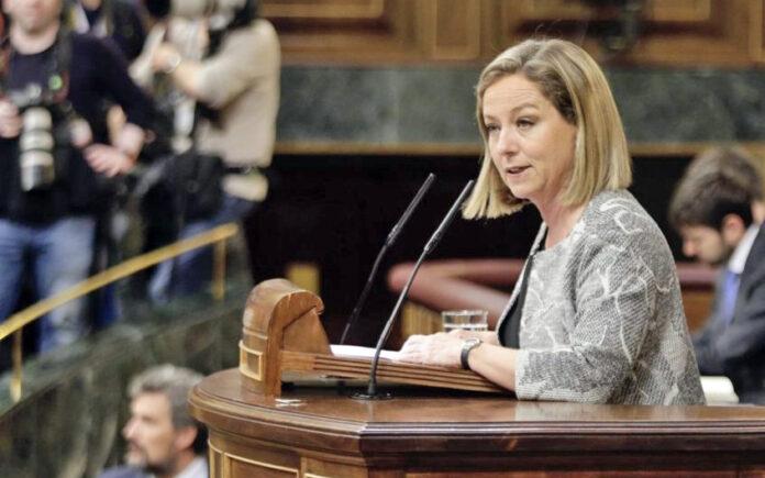 Ana Oramas, portavoz y diputada de Coalición Canaria-PNC./ Cedida.