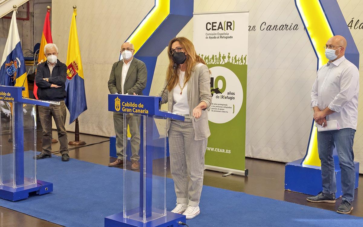 """CEAR urge a dejar de gestionar la migración como una emergencia y un """"experimento"""" porque es estructural y permanente"""