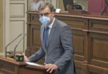 Fernando Enseñat, diputado popular y portavoz de Economía del PP en el Parlamento autonómico./ Cedida.