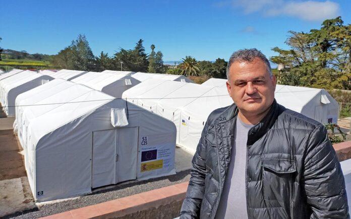 José Alberto Díaz, portavoz del grupo municipal de Coalición Canaria-PNC en el Ayuntamiento de La Laguna./ Cedida.