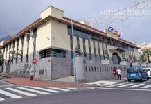 Ayuntamiento de Candelaria./ ©Manuel Expósito.