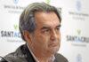 Pedro Fernández Arcila, portavoz de la organización ecosocialista en materia de migraciones./ ©Manuel Expósito.