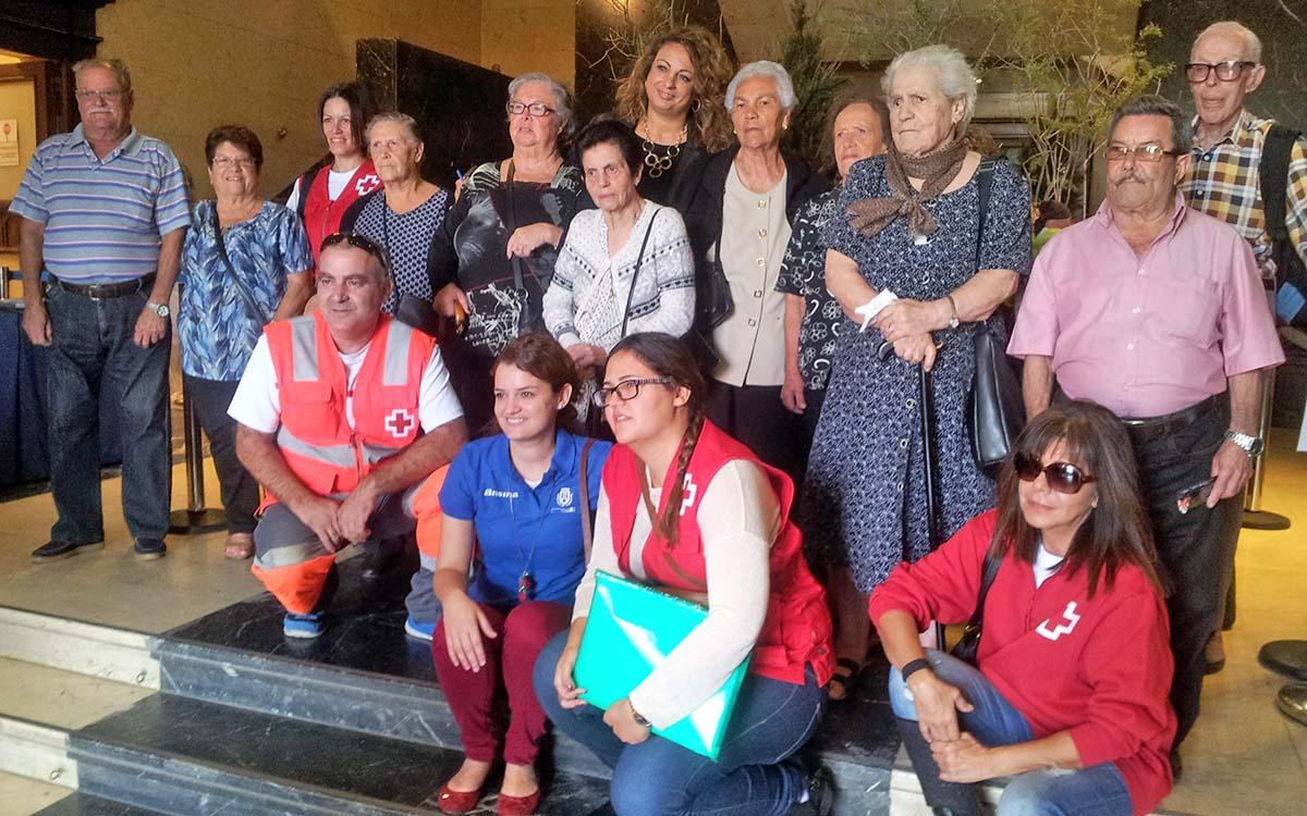 CC-PNC pide la recuperación del programa Ansina de acompañamiento de los mayores de Anaga