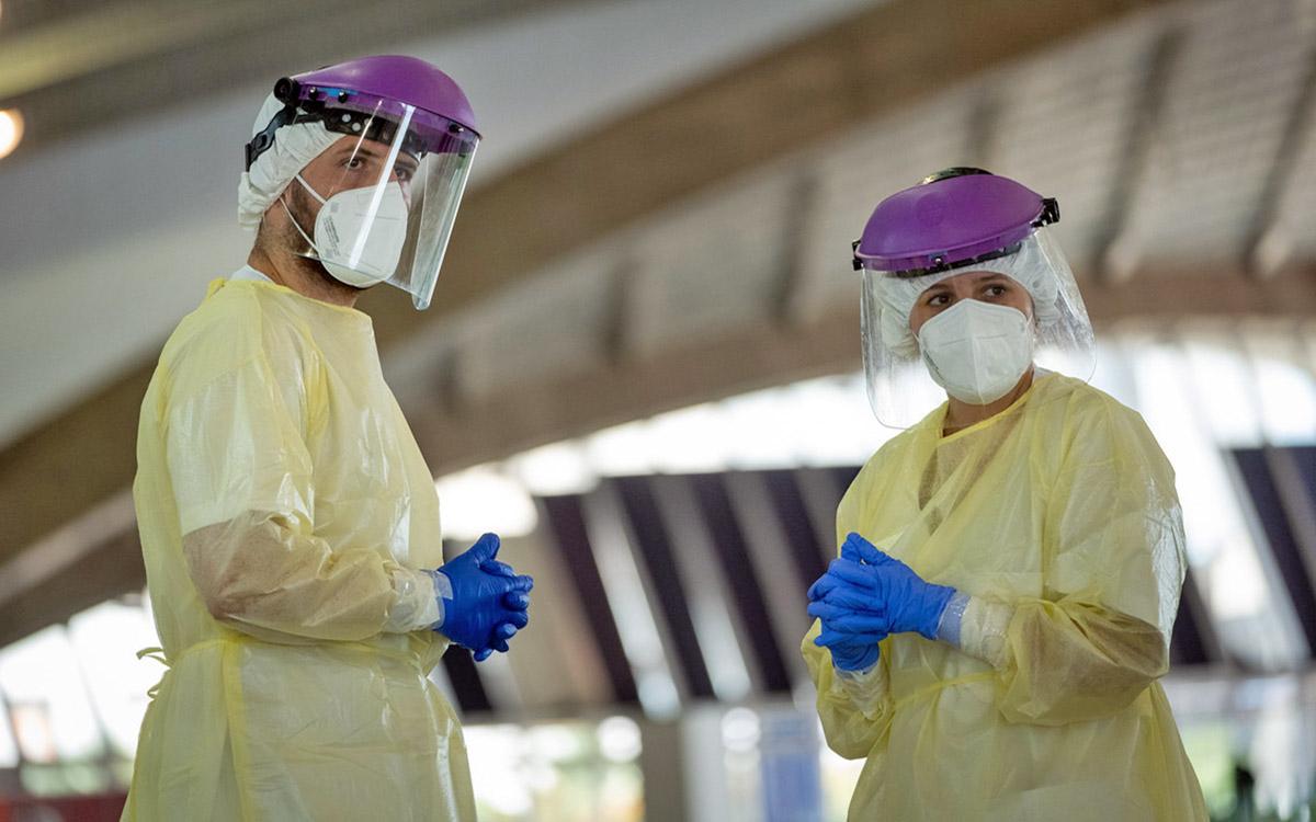 Coronavirus: hoy, 2 fallecidos y 284 nuevos casos positivos por COVID-19 en Canarias
