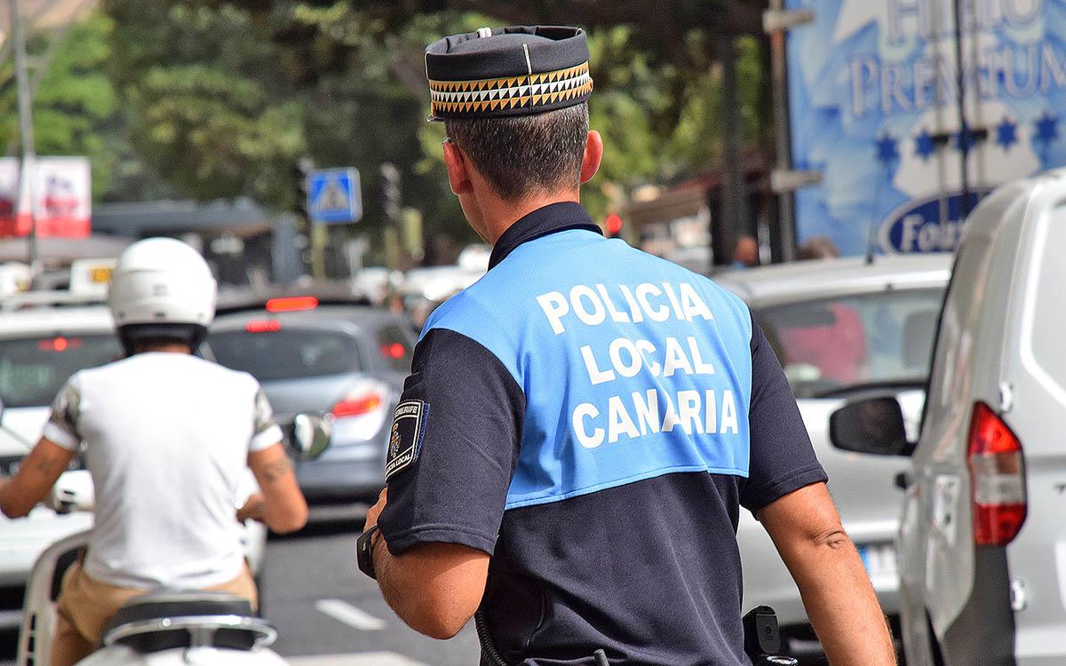Santa Cruz pide que se concrete la fecha de la vacunación de los agentes de su Policía Local
