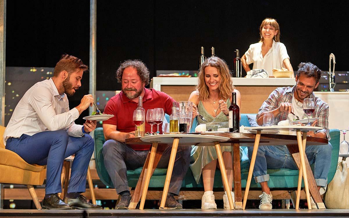 """La versión teatral de la comedia """"Perfectos desconocidos"""" llega al Teatro Guimerá"""