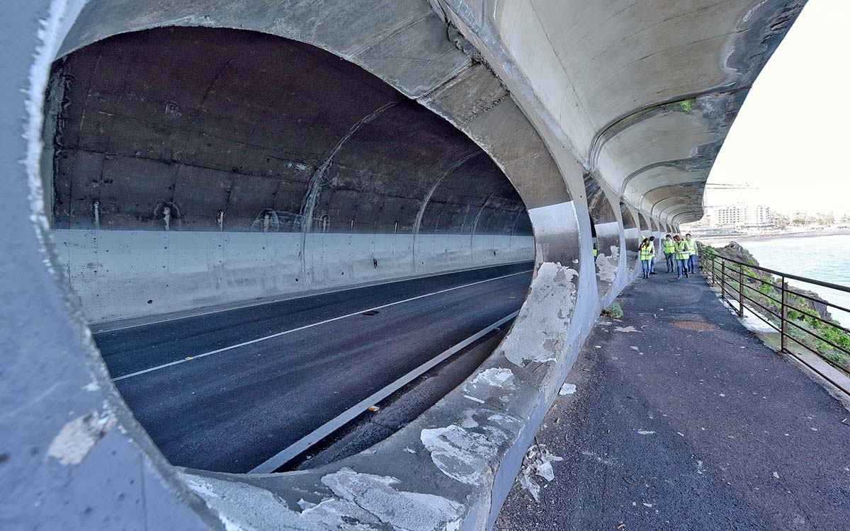 CC-PNC demanda que se inviertan de 3,2 millones de euros para las carreteras del Norte