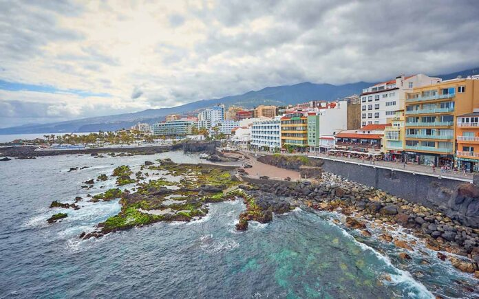 Puerto de la Cruz, Tenerife./ Cedida.