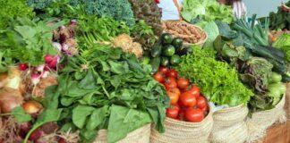Productos hortofrutícolas.