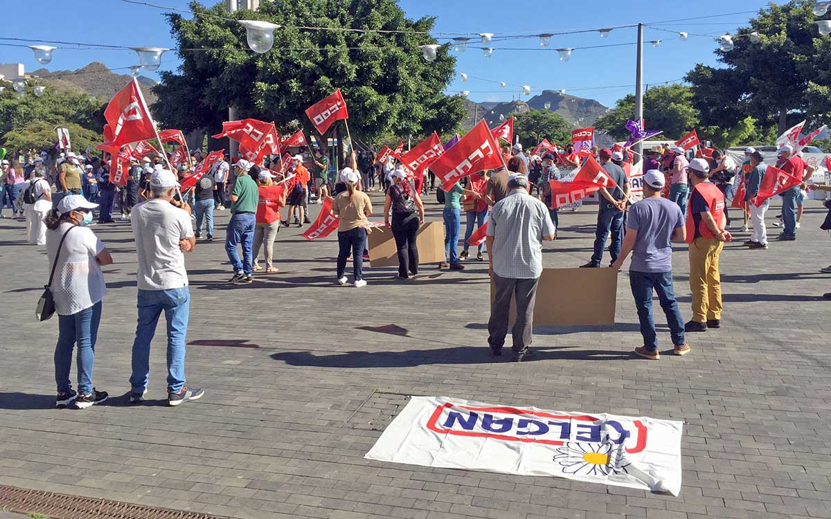 CC-PNC muestra su apoyo a los 500 trabajadores de JSP y defiende la continuidad de la empresa