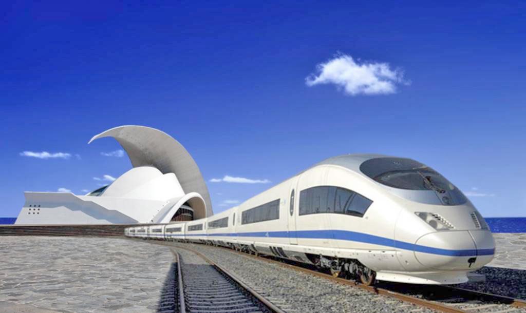 El Pleno del Cabildo acuerda promover los proyectos para el tranvía y los trenes del norte y del sur