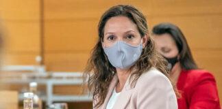 Zaida González, portavoz de los Populares en el Cabildo./ Cedida.