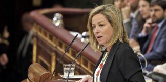 Ana Oramas, portavoz de Coalición Canaria-PNC en el Congreso de los Diputados./ Cedida.
