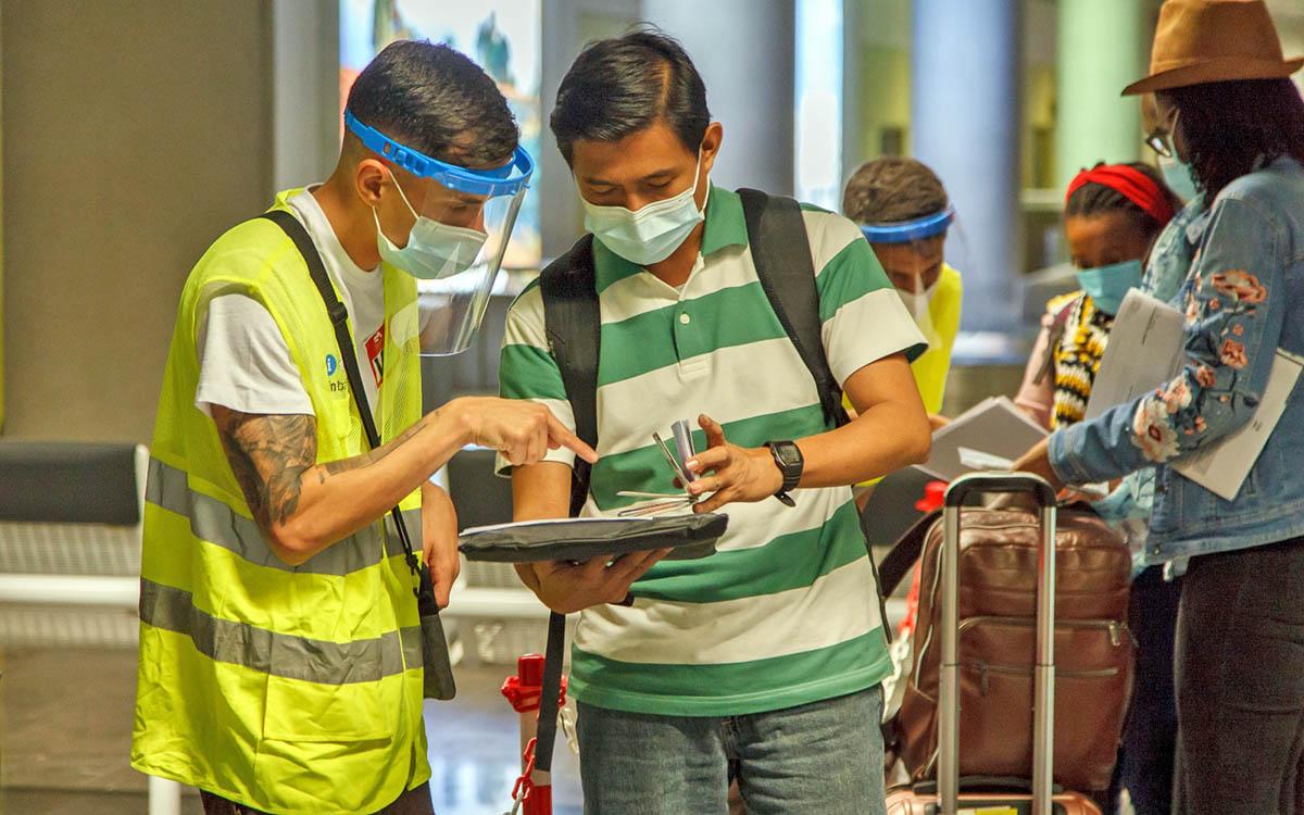 Desde hoy los viajeros vacunados ya pueden entrar en Canarias sin prueba COVID-19