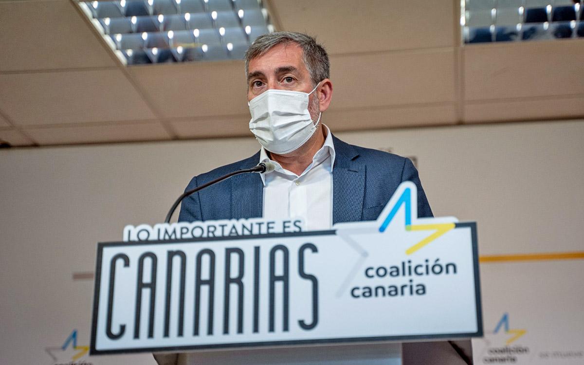 """CC califica el no al toque de queda como la consecuencia de """"hacer política con la pandemia"""""""