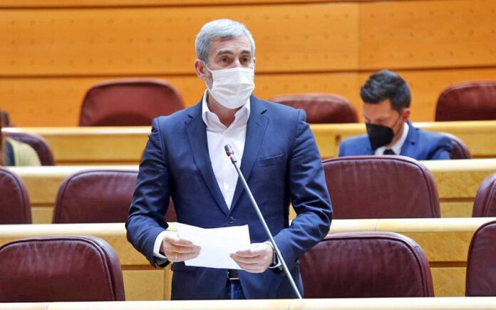Fernando Clavijo, senador de la Comunidad Autónoma de Canaria./ Cedida.