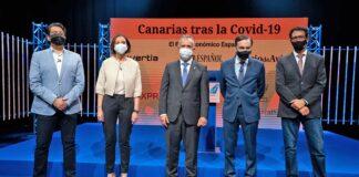 Foro Económico Español Canarias tras la COVID-19./ Cedida.