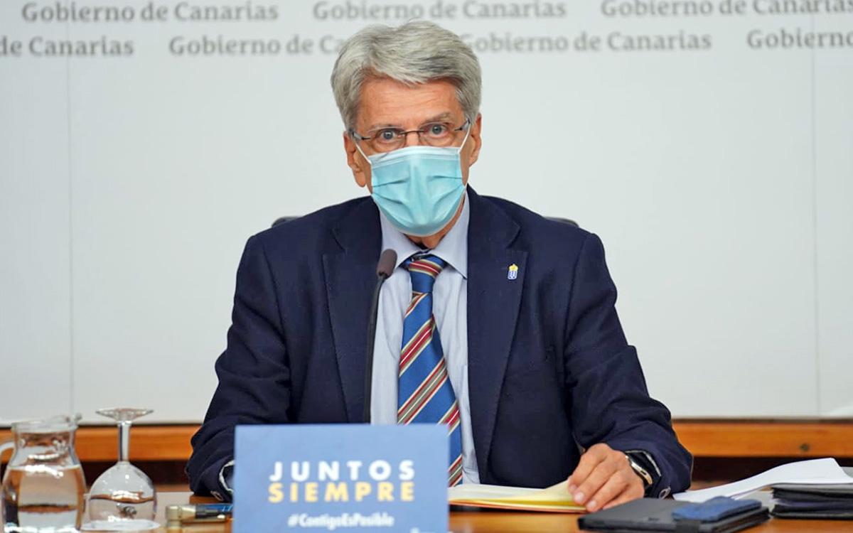 Canarias recurrirá ante el Supremo la prohibición de cierre perimetral en islas con niveles 3 y 4