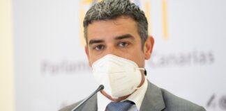 Narvay Quintero, secretario ejecutivo de Sector Primario y diputado del Grupo Nacionalista Canario./ Cedida.