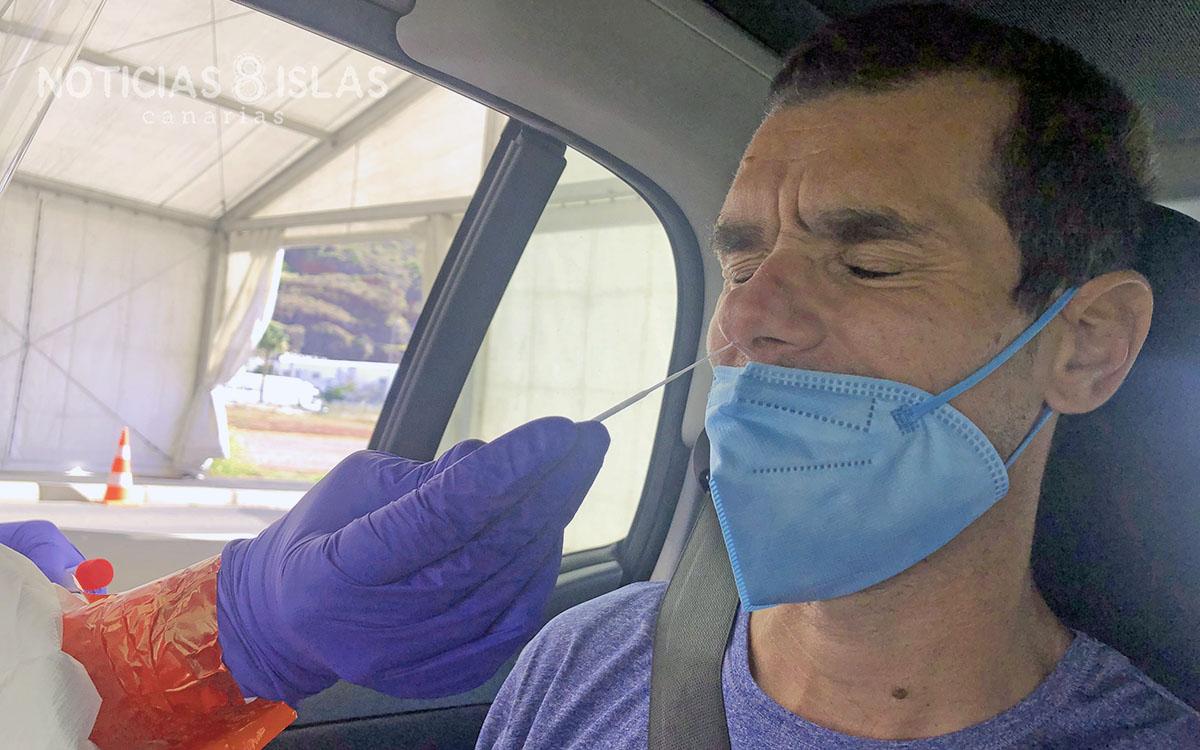 Coronavirus: hoy, 2 fallecidos y 107 nuevos casos positivos por COVID-19 en Canarias