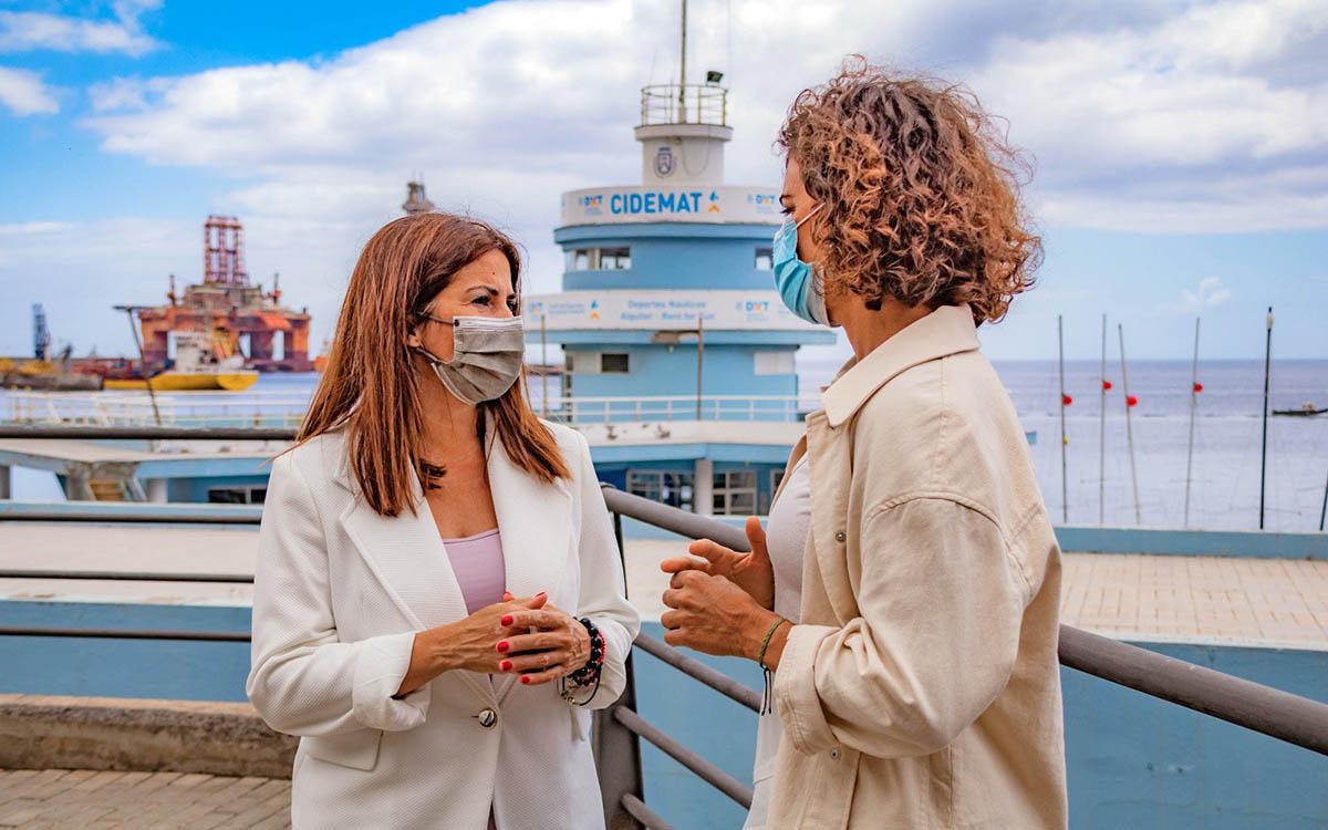El PP denuncia que el Cabildo no ha planteado ninguna alternativa a las actividades náuticas del CIDEMAT