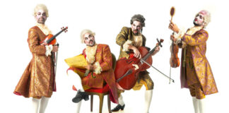 """""""Maestrissimo (Paganini 2)"""", un espectáculo """"allegro e molto vivace"""""""