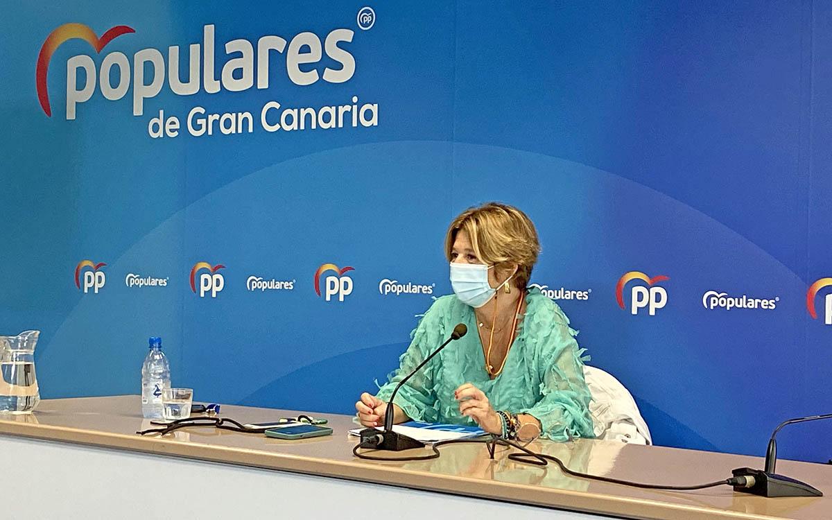 El PP gana una tercera sentencia por vulneración de derechos fundamentales en el Ayuntamiento de LPGC