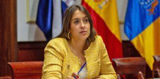 Rosario González, concejala de Bienestar Social./ Cedida.