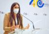 Vidina Espino, portavoz de Ciudadanos en el Parlamento de Canarias./ Cedida.