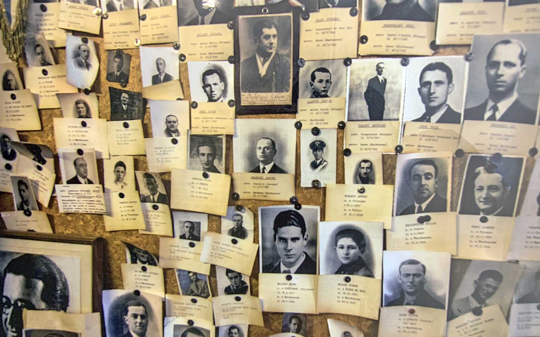 """El Parlamento acoge la exposición """"186 escalones, en memoria de los canarios de Mauthausen"""""""