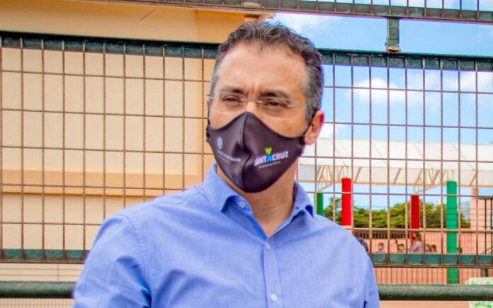 Carlos Tarife, concejal Popular en el consistorio capitalino./ Cedida.