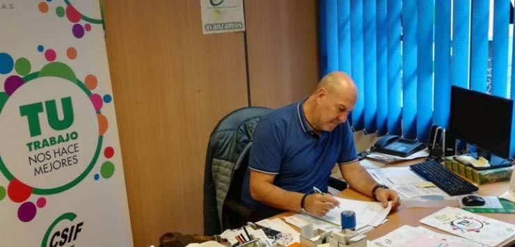 CSIF expresa su valoración sobre la convalidación del Real Decreto - Ley sobre la temporalidad