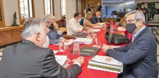 Consejo Gobierno de hoy jueves 15 de junio./ Cedida.