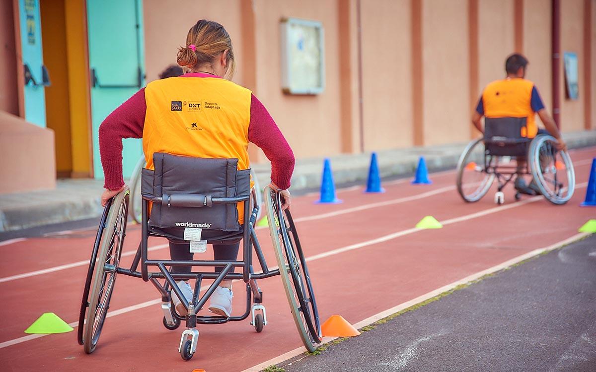 CC-PNC pide que se reanuden las actividades deportivas para las personas con discapacidad