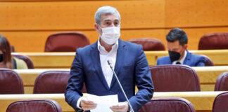 Fernando Clavijo, senador por la Comunidad Autónoma de Canarias./ Cedida.