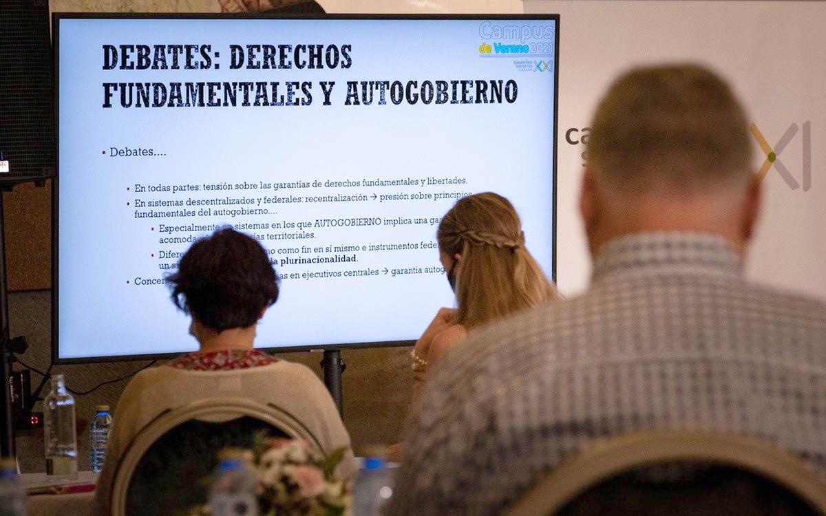 El Campus de Verano 2021 debate sobre 'La Comunicación política en tiempos de pandemia'