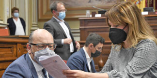 José Miguel Barragán, portavoz del Grupo Parlamentario Nacionalista Canario en el Parlamento de Canarias./ Cedida.