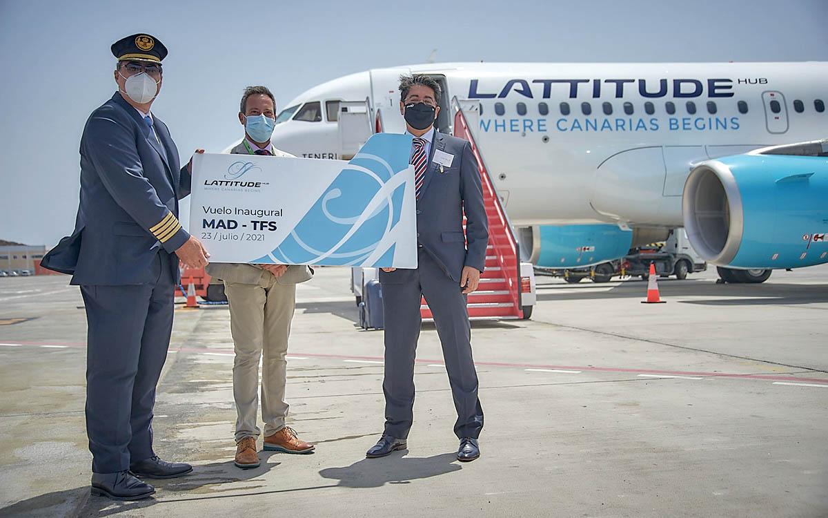 El PP pregunta sobre la situación del Cabildo en la compañía aérea canaria Lattitude Hub