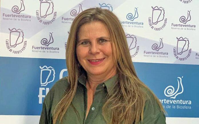 María Jesús De La Cruz, portavoz socialista./ Cedida.