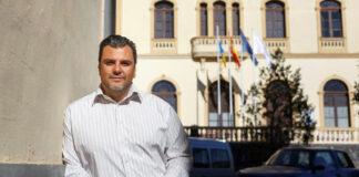 Oliver Tacoronte, portavoz de CC-PNC en el Ayuntamiento de Adeje./ Cedida.