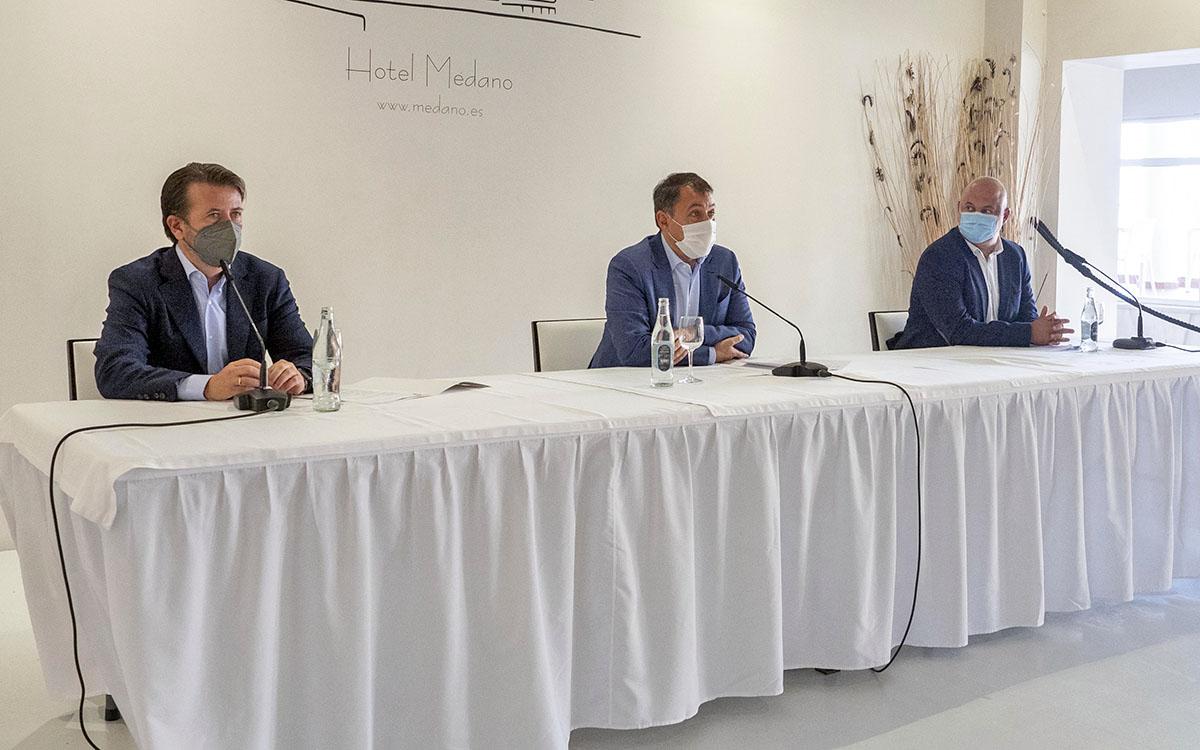"""Bermúdez (CC): """"La falta de liderazgo en el Cabildo es un auténtico escándalo"""""""