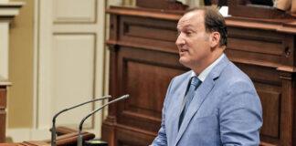 Ricardo Fernández de la Puente, diputado de Ciudadanos en el Parlamento de Canarias./ Cedida.