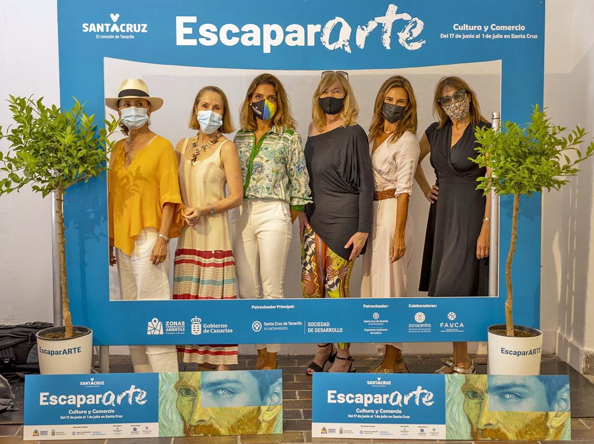 """""""EscaparArte"""": pinturas, fotografías e ilustraciones, se puede visitar esta semana en La Recova"""