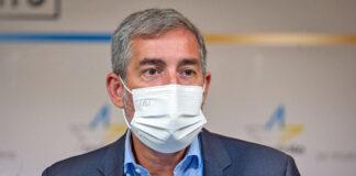 Fernando Clavijo, secretario general nacional de Coalición Canaria-PNC./ Cedida.