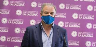 Manuel Gómez, portavoz del PP en el Ayuntamiento de San Cristóbal de La Laguna./ Cedida.